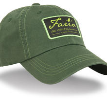 Fario Cap - Hunter Green